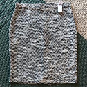 Banana Republic Knit Pencil Skirt
